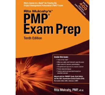 PMP 10th ed. book